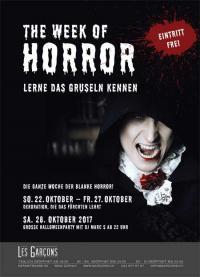 The Week Of Horror
